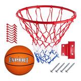 Aro Basketball Niño N°5 Mini Basket + Red + Pelota! - El Rey