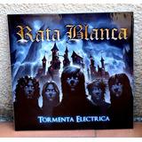 Rata Blanca - Tormenta Eléctrica (2 Vinilos) Nuevo Sellado.