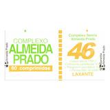 Complexo Senna Almeida Prado 46 Caixa 60 Comprimidos