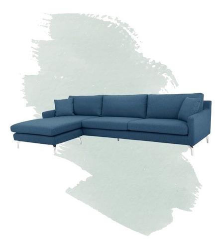 Sillón Con Chaise, Reversible, Importado Usa