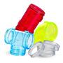 Kit De Tubos Para Gaiola Hamster Jel Plast Original