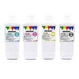 Tinta Dye 1lt Epson Ecotank Premium. Envio Gratis X 4lt!