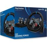 Volante Logitech G29 Driving Force Ps3/ps4/ps5/pc 941-000111