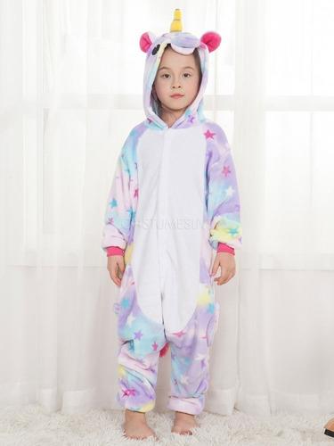 Pijama Unicornio Estrellas Disfraz