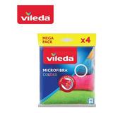 Paño Microfibra Colors X4