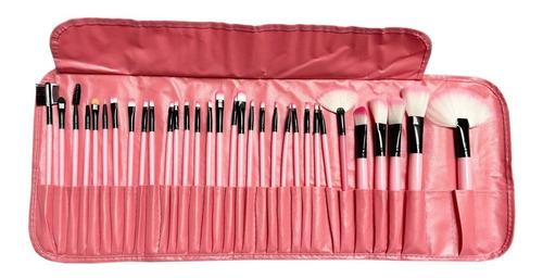 Brochas Maquillaje Set 32 Piezas + - Unidad a $872