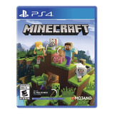 Minecraft Starter Collection Ps4 Formato Físico Original