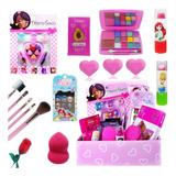 Maquiagem Infantil Presente Menina Criança Linda Top