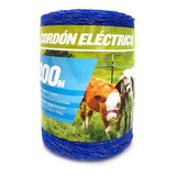 Cordon Electrico Agrofacil 3mm X 200m