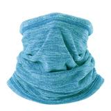 Jiusy Soft Fleece Neck Gaiter Warmer Máscara De La Cubier