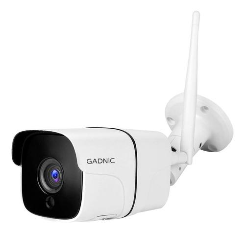 Camara De Seguridad Ip P2p Hd Wifi Vision Nocturna Exterior