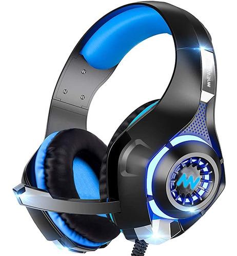 Auricular Gamer Para Pc Headset Con Microfono Sonido Hd Stereo