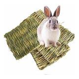 Arenas Conejos Hamiledyi - Alfombrilla De Hierba Para Conejo