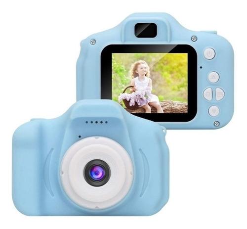 Mini Camara Fotografica Digital Recargable Para  Niños