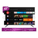 Tv Smartv 43 Pulgadas Master G Android