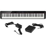Piano Digital Casio Privia Px-s3000 Bk Px S3000 Nf-e Garanti