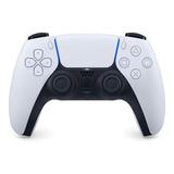 Control Joystick Inalámbrico Sony Playstation Dualsense Cfi-zct1 Blanco