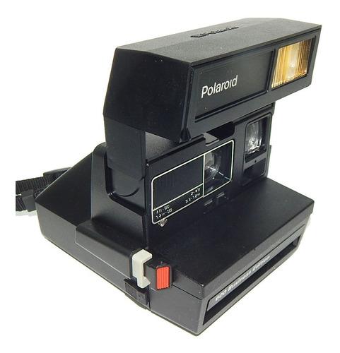 Camara Polaroid 600 Business Edition Funcionando Correcto