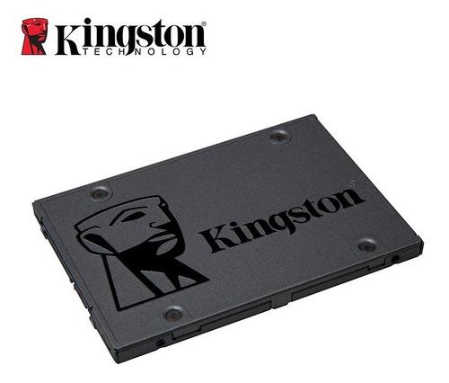 Disco Estado Solido Ssd 480gb Kingston A400 2.5 Nuevo @pd