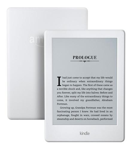 Kindle Amazon Luz Integrada 6puLG 10ma Gen 8gb - Blanco