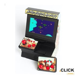Consola Mini Arcade Portatil 200 Juegos Fujitel