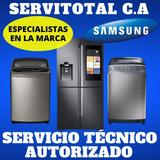 Servicio Tecnico Autorizado Samsung Nevera Secadora Lavadora