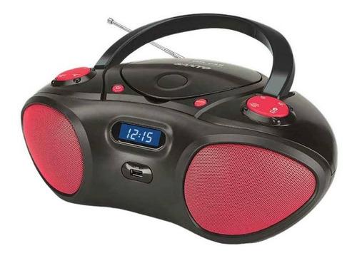 Reproductor Cd Sanyo Mp3 Usb Bluetooth Digital Am Fm Mdx1605