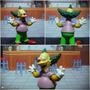 Lote De Bonecos Simpsons Long Jump Original