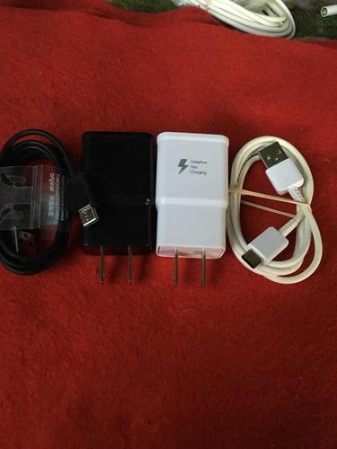 Turbo Cargador Samsung Original Con Cable Tipo C