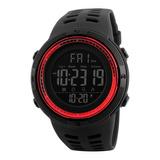 Reloj Deportivo Digital Skmei 1251 Rojo Y Regalo
