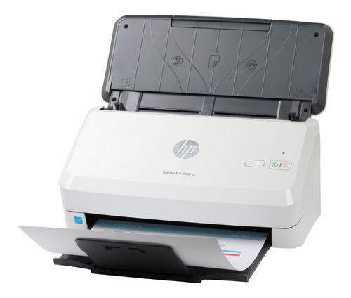 Escáner Scanner Hp Scanjet Pro 2000 S2 35ppm Duplex