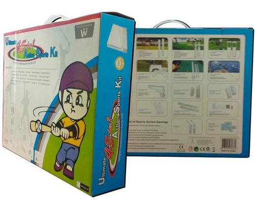 Pack 45 En 1 Sports Para Wii