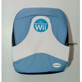 Mochila De Transporte Dreamgear ( Para Nintendo Wii )