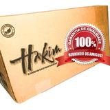 Carvão De Coco Hexagonal Para Narguile Caixa 10kg Hakim