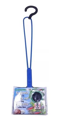 Rede Jbl Para Peixes Aquários 8 X 6 Cm Cabo De 25cm Redinha