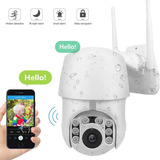 Camara Ip Wifi Exterior Inalambrica 2mp 1080p Zoom 5x 220v