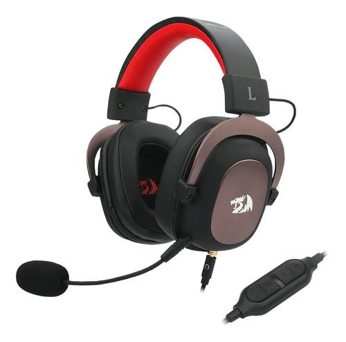Auricular Gamer 7.1 Redragon Zeus H510 Ps4 Xbox Mic