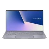 Notebook Asus Zenbook Q407iq Light Gray 14 , Amd Ryzen 5 4500u  8gb De Ram 256gb Ssd, Nvidia Geforce Mx350 1920x1080px Windows 10 Home