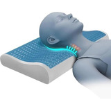 Almohada De Gel Ortopédica Cool Pillow Restform + Obsequio