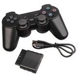 Joystick Control Inalámbrico Ps2 Ps3 Play 2 3 Pc Wireless ®