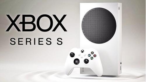 Consola Xbox Series S - Nueva - Sellada Entrega Inmediata!
