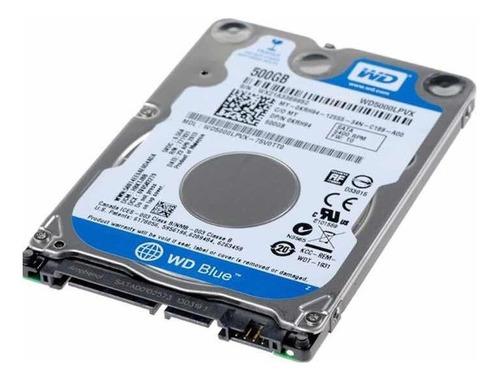 Disco Rigido Notebook Ps4 Dvr Ps3 Pc Toshiba Wd 500gb  Nuevo