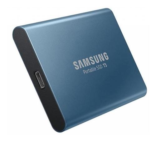 Disco Solido Externo Samsung T5 500gb Usb 3.1 Ssd