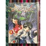 Manga Neogenesis Evangelion Edicion Deluxe Tomo 02 Argentina