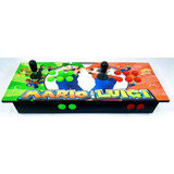 Control Arcade Stick Básic Usb 2player Pc, Raspberr, Android