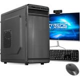 Xtreme Pc Intel Core I5 16gb 1tb Monitor 24 Camara Web Wifi