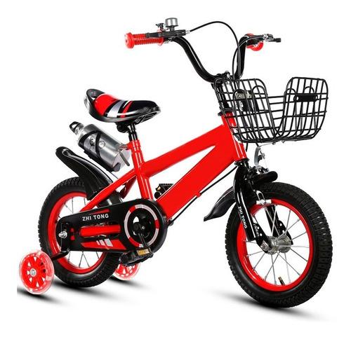 Bicicleta Para Niños Rodado 12 Varios Colores