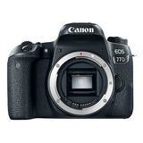 Cámara Canon Eos Rebel 77d 24.4mpx Wifi Nfc 1080p Touch