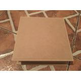 Caja De Madera  16cm X 16cm  Grande Joyero