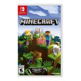 Minecraft  Standard Edition Mojang Nintendo Switch  Físico
